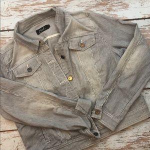 Earl Jean denim style jacket